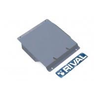 "Защита алюминиевая ""Rival"" для картера (часть 2) Ford Explorer 2006-2011. Артикул: 333.1819.1"