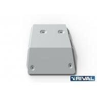"""Защита алюминиевая """"Rival"""" для РК Land Rover Range Rover IV 2012-2016. Артикул: 333.3118.1"""