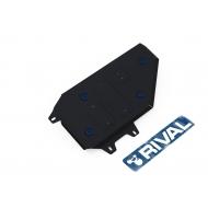 """Защита """"Rival"""" для топливного бака Changan CS35 АКПП FWD 2014-2020. Артикул: 111.8902.1"""
