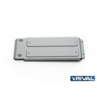 """Защита алюминиевая """"Rival"""" для КПП Mercedes-Benz C-Class W205 180 2014-2020. Артикул: 333.3941.1"""