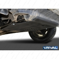 "Защита ""Rival"" для картера и КПП Haval H6 2014-2020. Артикул: 111.9415.1"