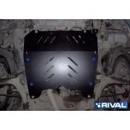 """Защита """"Rival"""" для картера и КПП Opel Vectra C 2004-2008. Артикул: 111.4204.2"""
