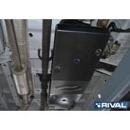 """Защита """"Rival"""" для топливного бака Mercedes-Benz Sprinter W906 RWD 311CDI, 315CDI 2009-2020. Артикул: 111.3907.1"""