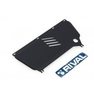 """Защита """"Rival"""" для картера и КПП Peugeot 207 2006-2013. Артикул: 111.1202.1"""