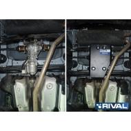 """Защита """"Rival"""" для редуктора Opel Mokka 4WD 2012-2016. Артикул: 111.4210.1"""