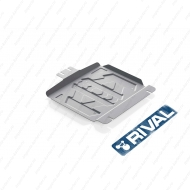"Защита алюминиевая ""Rival"" для РК DW Hower H3 2017-2020. Артикул: 333.2006.1"