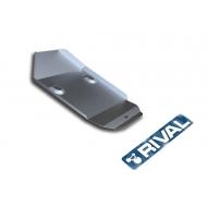 """Защита алюминиевая """"Rival"""" для редуктора Honda CR-V IV 2012-2015. Артикул: 333.2128.1"""