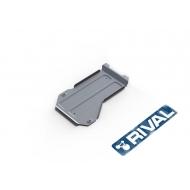 "Защита алюминиевая ""Rival"" для КПП и РК Maserati Levante 2016-2017. Артикул: 333.3602.1"