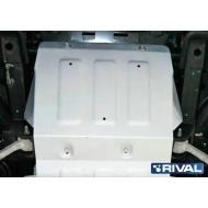 "Защита алюминиевая ""Rival"" для картера Chevrolet Tahoe V 2014-2020. Артикул: 333.0808.1"