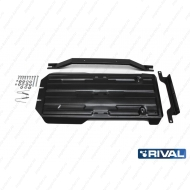 """Защита """"Rival"""" для КПП и РК Lexus GX 460 II, II 2009-2020. Артикул: 111.5785.1"""