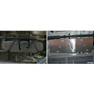 "Защита алюминиевая ""Rival"" для топливного бака Mercedes-Benz Sprinter 311CDI, 315CDI RWD 2009-2013. Артикул: 333.3907.1"