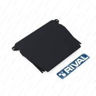 "Защита ""Rival"" для картера и КПП Honda Civic IX хэтчбек 5-дв. 2012-2015. Артикул: 111.2122.1"