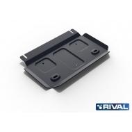"""Защита """"Rival"""" для РК Foton Sauvana 4WD 2017-2020. Артикул: 111.4404.1"""
