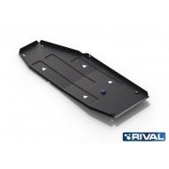 """Защита """"Rival"""" для топливного бака Changan CS75 АКПП 2015-2020. Артикул: 111.8906.1"""