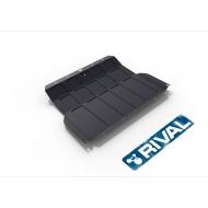 """Защита """"Rival"""" для картера и КПП Fiat Bravo 198 2007-2015. Артикул: 111.1705.1"""