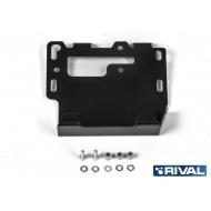 """Защита """"Rival"""" для электронного блока управления Hyundai Solaris II 2017-2020. Артикул: 111.2843.1"""