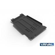 "Защита ""Rival"" для КПП Ford F-150 XIII 2014-2018 2017-2020. Артикул: 222.1857.1"