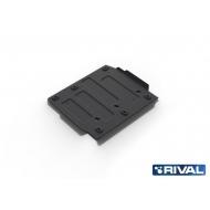 "Защита ""Rival"" для РК Ford Ranger III 2012-2015. Артикул: 222.1844.1"