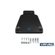 """Защита """"Rival"""" для редуктора Ford Kuga II, II 2013-2020. Артикул: 111.1869.1"""
