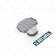 "Защита алюминиевая ""Rival"" для КПП и РК Land Rover Range Rover Sport 2005-2013. Артикул: 333.3109.1.6"