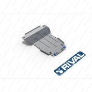 "Защита алюминиевая ""Rival"" для радиатора и картера Land Rover Range Rover Sport 2005-2013. Артикул: 333.3110.1.6"
