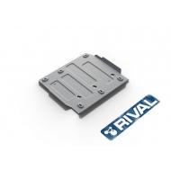 "Защита алюминиевая ""Rival"" для РК Ford Ranger 2012-2015. Артикул: 333.1844.1.6"