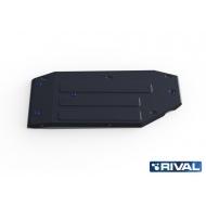 """Защита """"Rival"""" для топливного бака MAN TGE 4WD/RWD 2017-2020. Артикул: 111.5868.1"""