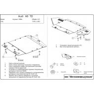 "Защита ""Шериф"" для картера Audi А8 D2 1997-2002. Артикул: 02.0483"