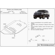 "Защита ""Шериф"" для КПП и РК Chevrolet Tahoe 2007-2013. Артикул: 04.1063"