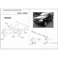 "Защита ""Шериф"" для КПП Mercedes-Benz M-Class (ML270) W163 1998-2005. Артикул: 13.0501"