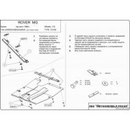 "Защита ""Шериф"" для картера и КПП Rover MG 1999-2005. Артикул: 19.0559"