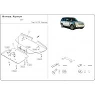 "Защита алюминиевая ""Шериф"" для картера Land Rover Range Rover Sport I Supercharged 2007-2013. Артикул: 34.1232"