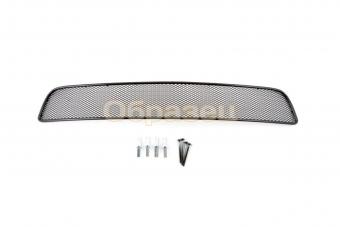 """Сетка """"Arbori"""" в решётку бампера, хром 10мм. для OPEL Astra H2004-2011. Артикул: 01-400204-102"""