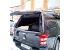 """Кунг кузова """"АВС-Дизайн"""" для Mitsubishi L200 2015-2020 с двойной кабиной. Белая, 1 дверь. Артикул: ABC.MCCL200.BR.06B"""